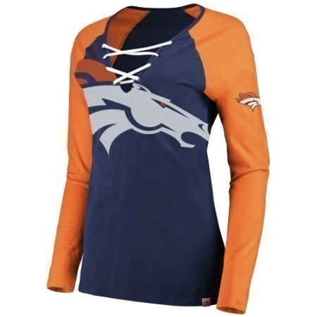 LADIES BRONCOS THE LACE UP Thumbnail