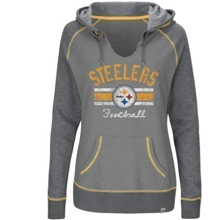 L STEELERS BUTTONHOOK Thumbnail