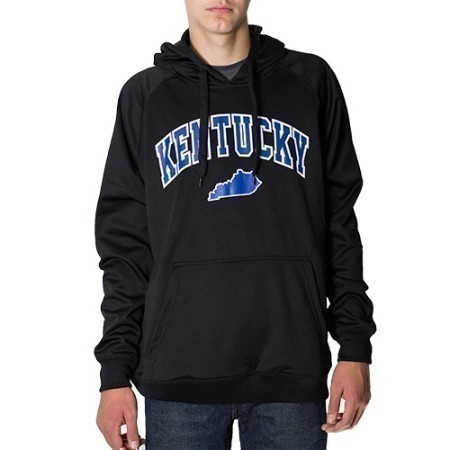 MENS KENTUCKY ARCH STATE HOODIE  Thumbnail