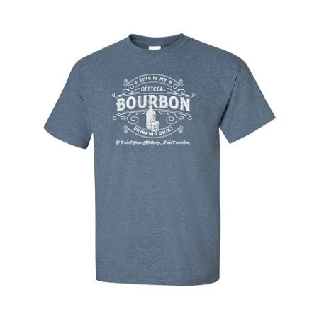 MENS KENTUCKY OFFICAL BOURBON TEE Thumbnail