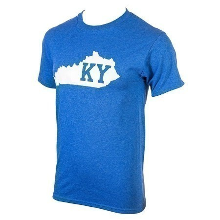 MENS KENTUCKY KY STATE TEE Thumbnail