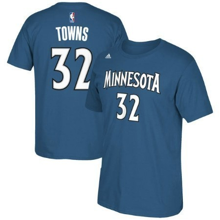 MENS NBA TIMBERWOLVES TOWNS TEE Thumbnail